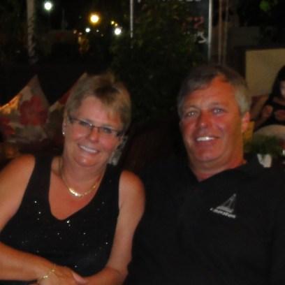 Ed and Christine van Zadelhoff