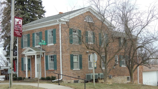 photo of the Albright House