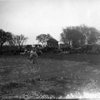photo of baseball game