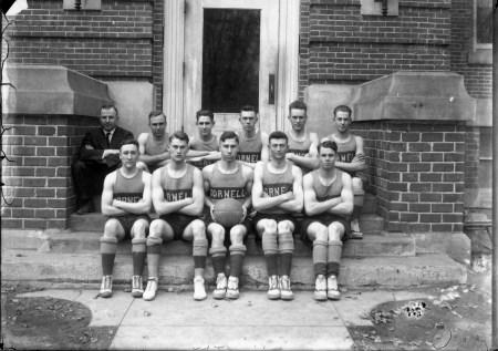 photo of Cornell Basketball Team