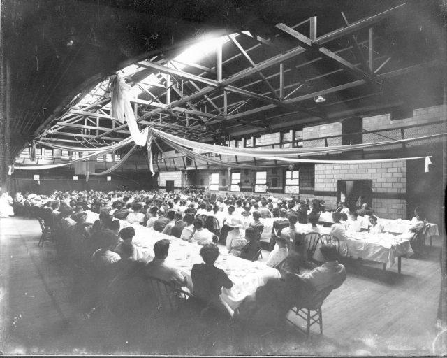 photo of Cornell Event