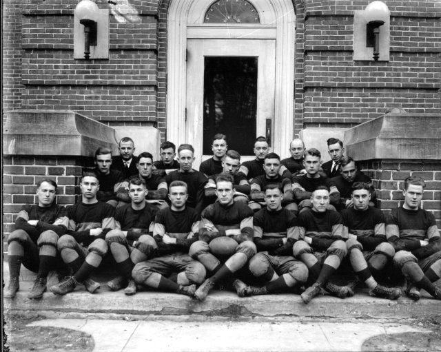 photo of Cornell Football Team