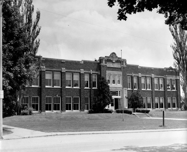 photo of High School
