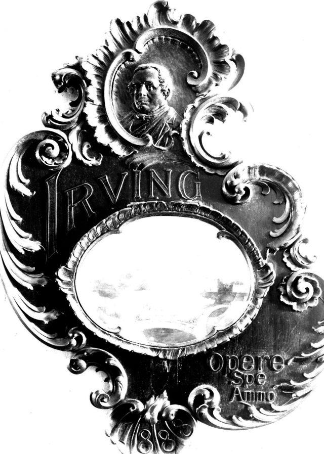 photo of Literary Societies - Irving