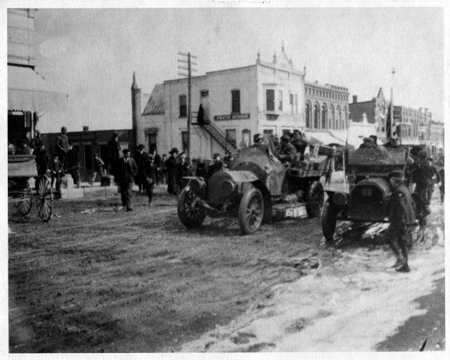 photo of Main Street-1919