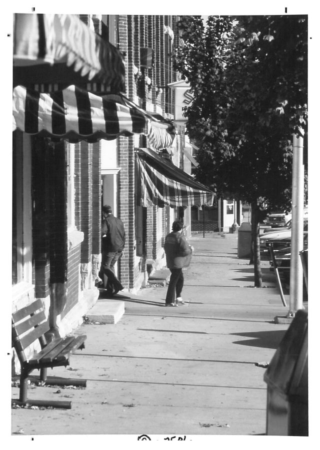 photo of Main Street-1970
