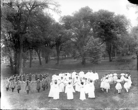 photo of May Festival Program - Women