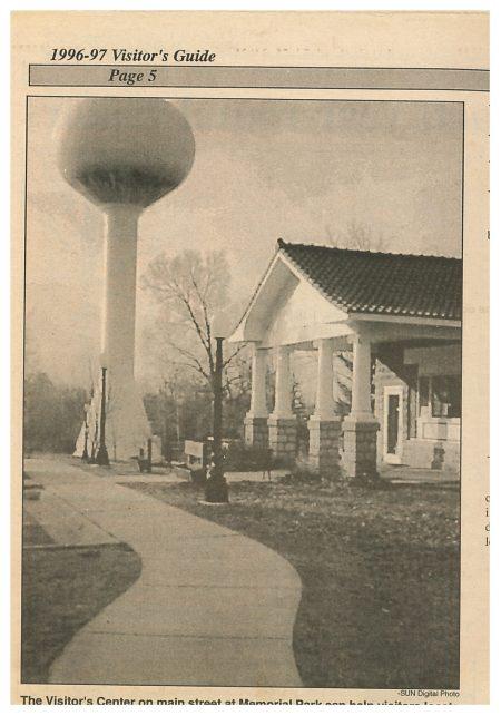 photo of Memorial Park