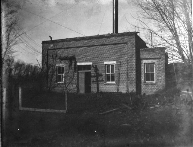 Mount Vernon Power Plant