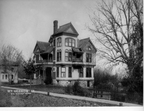 photo of Platner House