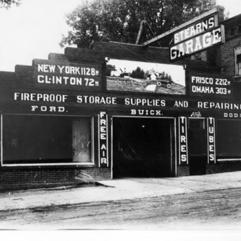 photo of Stearn's Garage