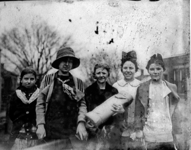 photo of Unidentified Group of Women
