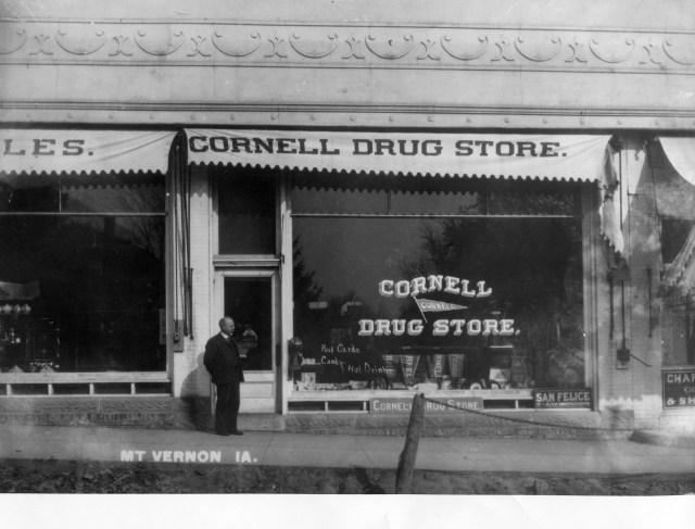 photo of Cornell Drug Store
