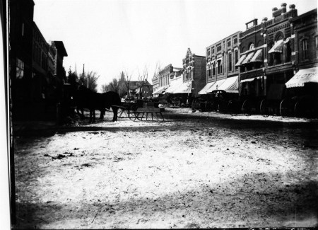 photo of Main Street-1905