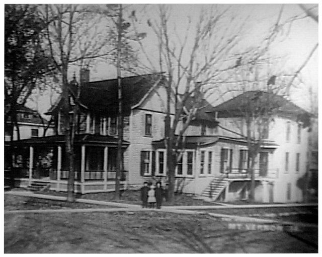 photo of Mount Vernon House-1910