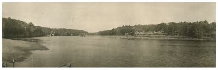 photo of Panorama of Cedar River
