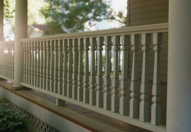 photo of Porch Rail