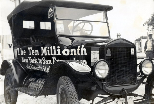 photo of Ten Millionth Ford Model A
