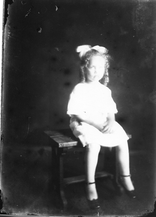 photo of Unidentified Girl