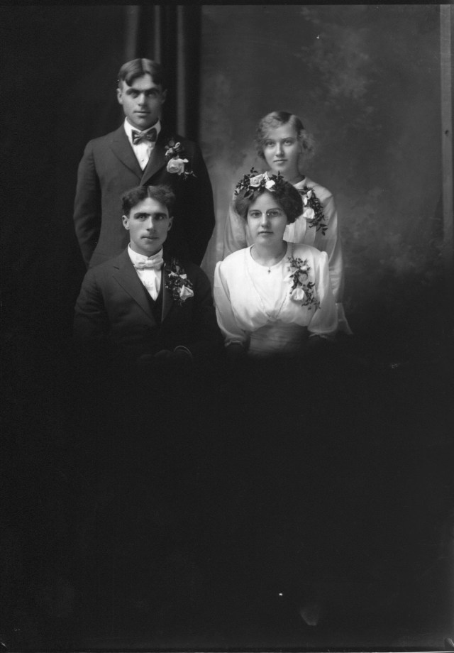 photo of Unidentified Group of People