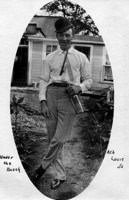 photo of Unidentified Man