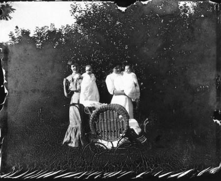 photo of Unidentified Women with Children