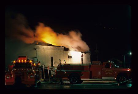 photo of Wolfe Block Fire
