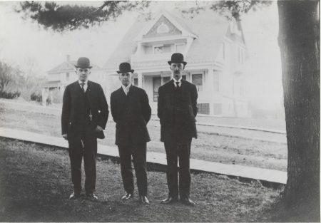 Photo of Karl, Charles, Haslow Keyes