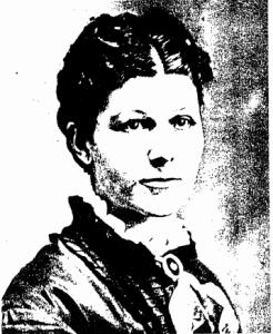 Photo of Mary Jane Yount Shantz