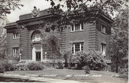 Photo of Library postcard