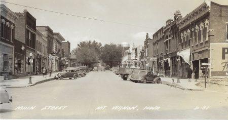 Photo of Main Street Postcard