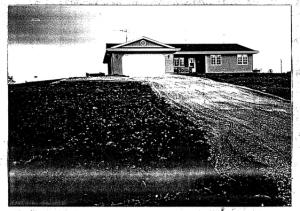 Photo of finished Covington house