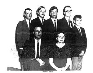 Photo of the Stoner Family