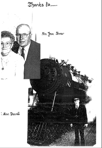 photos of Jean Stoner and Alan Duvall