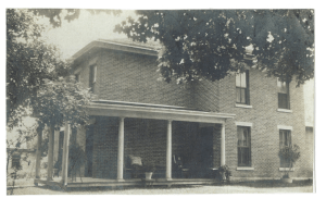 Photo of the Shantz House