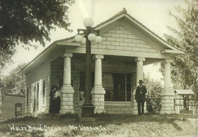 Photo of Wolfe Office
