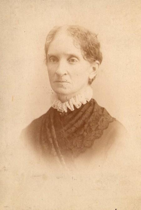 Photo of Elisabeth Sherman Brackett