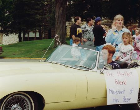 Photo of Heritage Day Parade, Merchant of the Year-1994