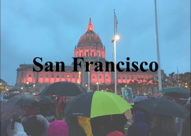 Perspective: Women's March in San Fransisco