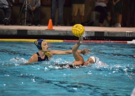 From Spain to Long Beach State, Gabi Matafora looks to continue her water polo career in the NCAA