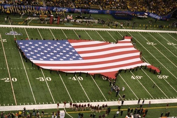 1- flag