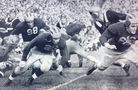 1940 Harmon Michigan Pants
