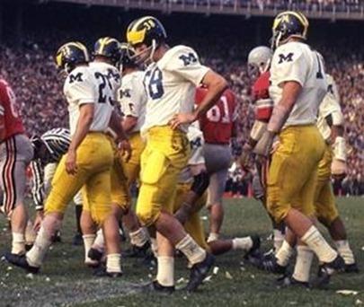 1968 Michigan football