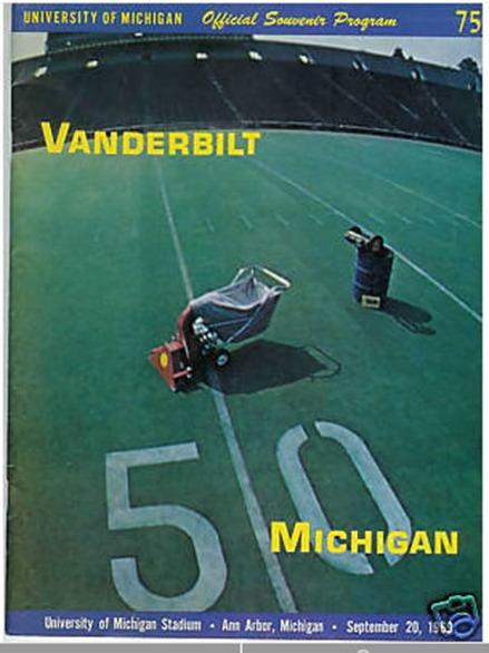 1969 vanderbilt program