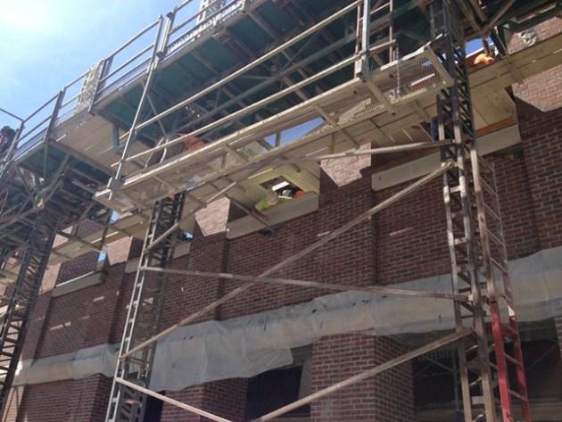 1 Brick Work
