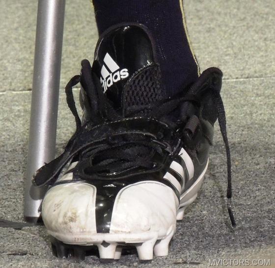 Denard Robinson Shoelaces - MVictors.com
