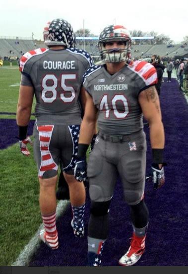 Northwestern Uniforms