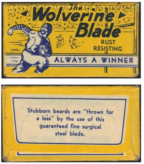 The Wolverine Blade