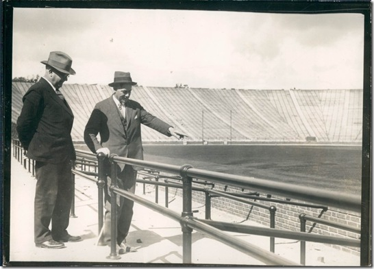 Yost Michigan Stadium 1927