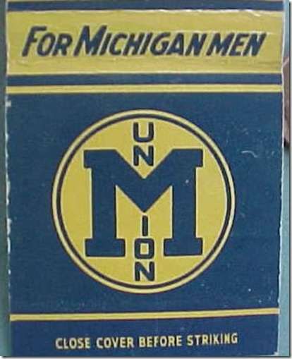 union matchbook